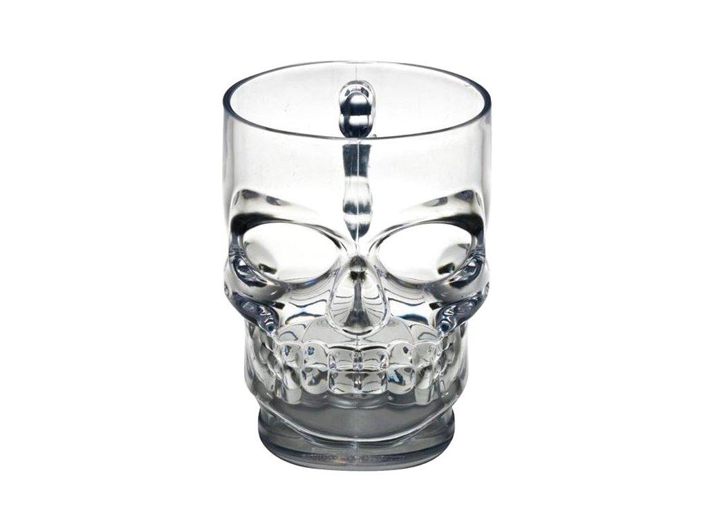 pullitr lebka skleneny1 l