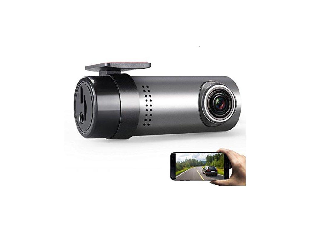Full HD mini autokamera s Wifi připojením