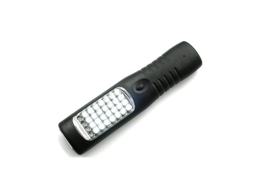 pracovni lampa led montazni svitilna s magnetem a hackem 3954 2