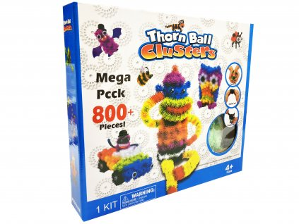 538 kreativni sada thorn ball 800 ks