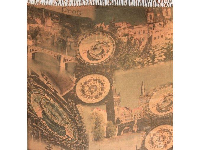 1474 pasminove saly s motivem praha sv oranzova