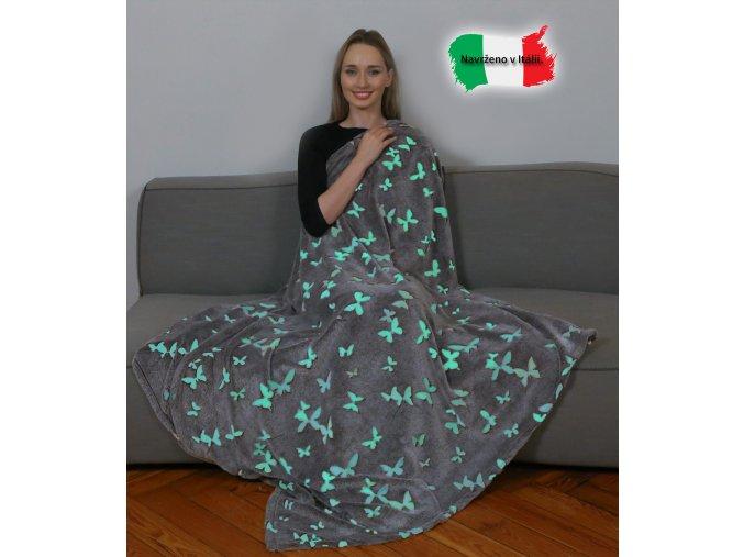2286 3 svitici deka motylci
