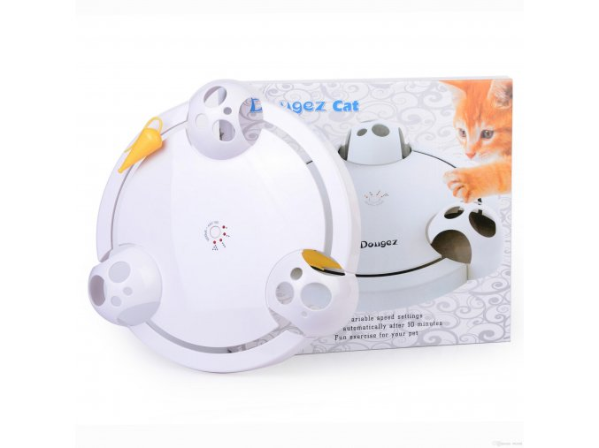 2017 new explosion type electric cat toy