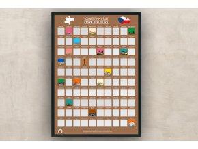 2298 stiraci plakat ceska republika 100 mist k navstiveni