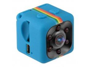 Mini HD kamera SQ11 - modrá