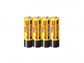 Alkalické baterie AA- 4 ks- Bateria