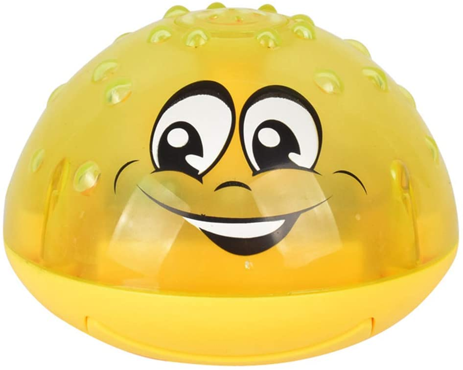 ALUM Dětská fontána do vany - Žlutá