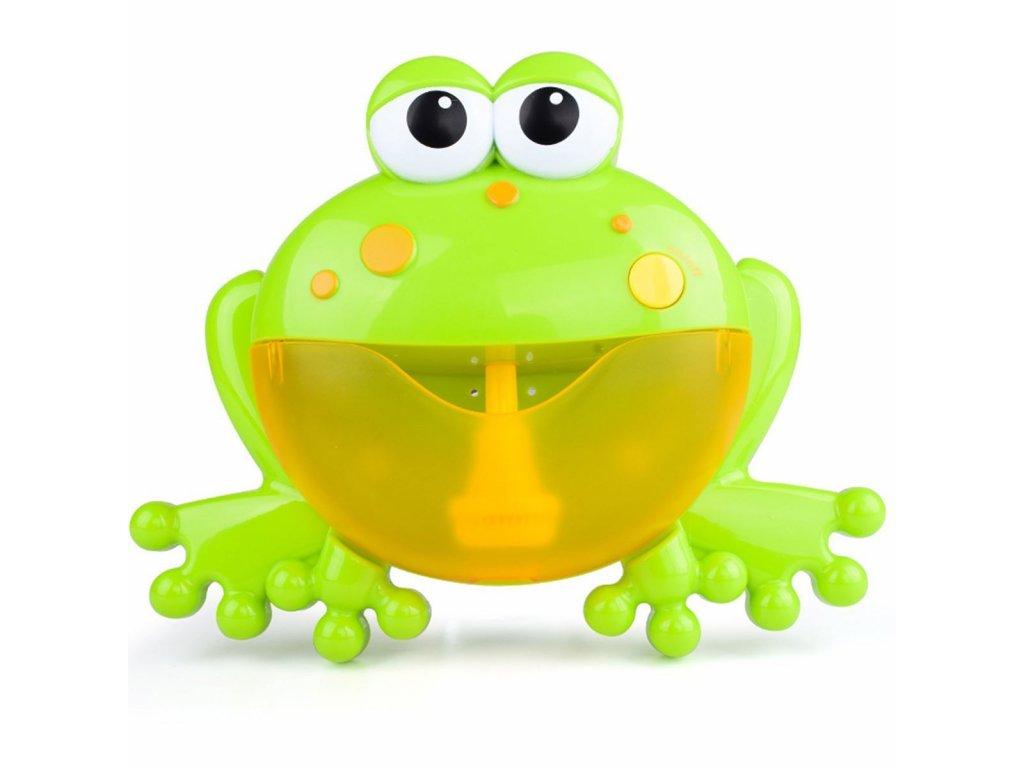 ALUM Bublinkovač do vany- žába