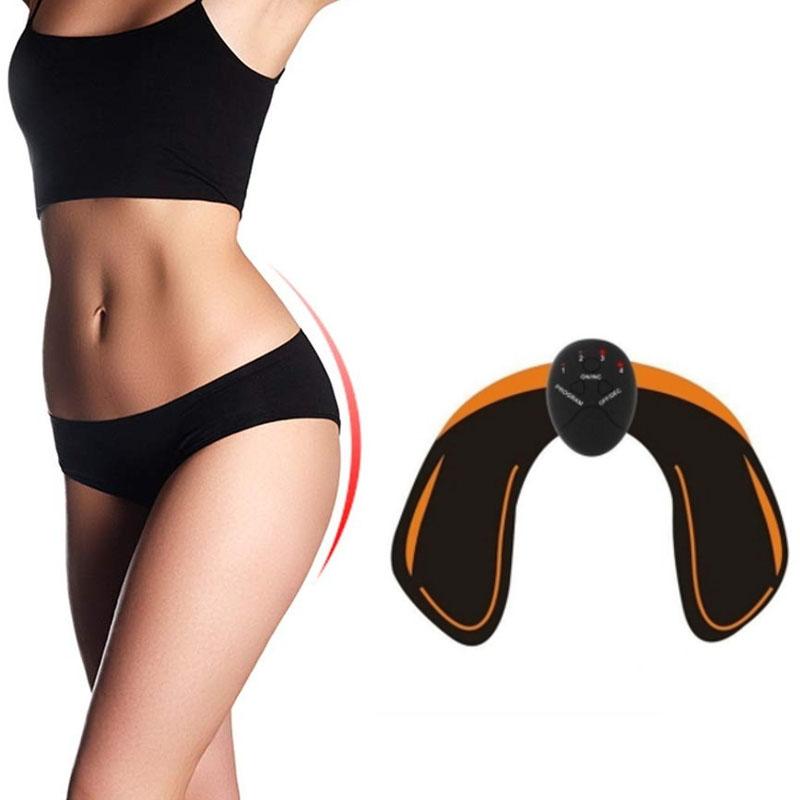 Elektronický fitness stimulátor pro zpevnění zadečku