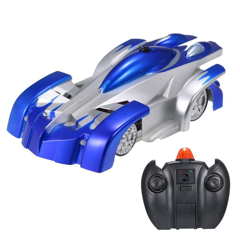 ALUM Antigravitační autíčko modré - Wall Climber