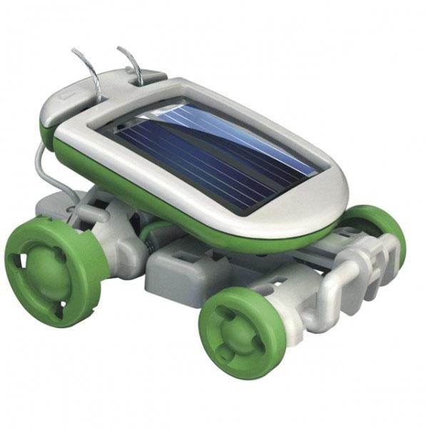 Solární robot 6v1