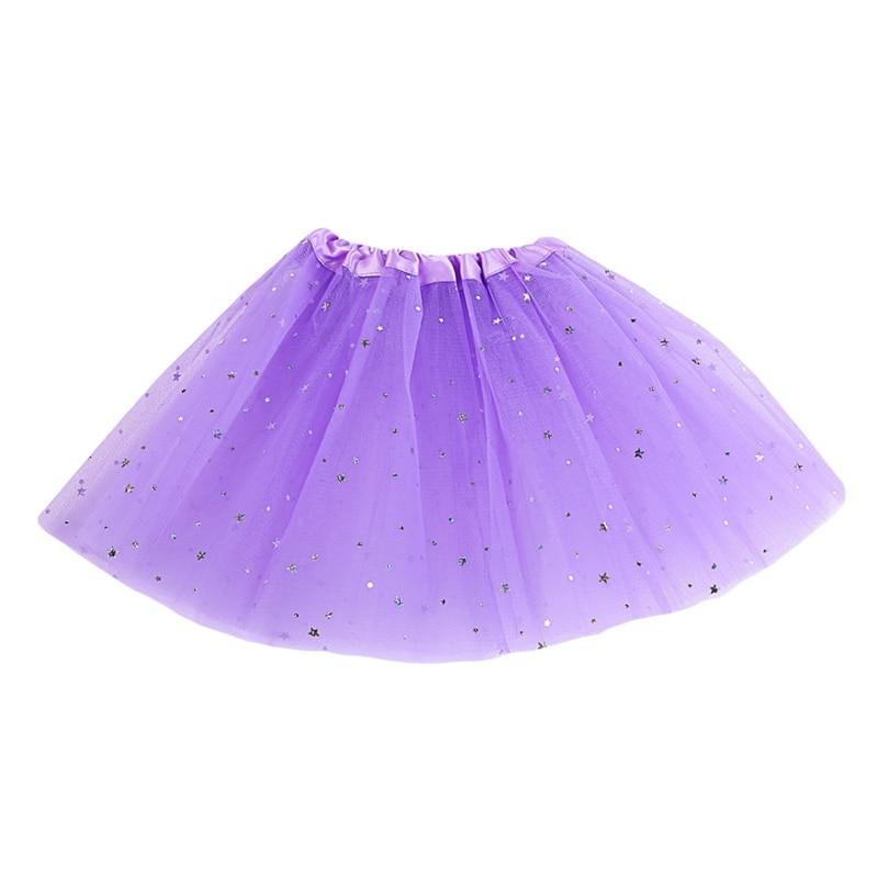 LED svítící sukně Princess- růžová