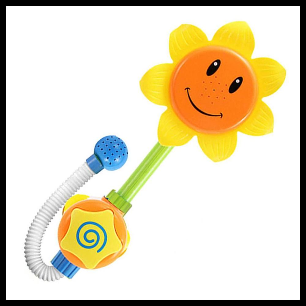 Sprcha do vany - slunečnice