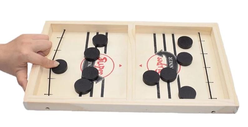 Hra - vzdušný hokej