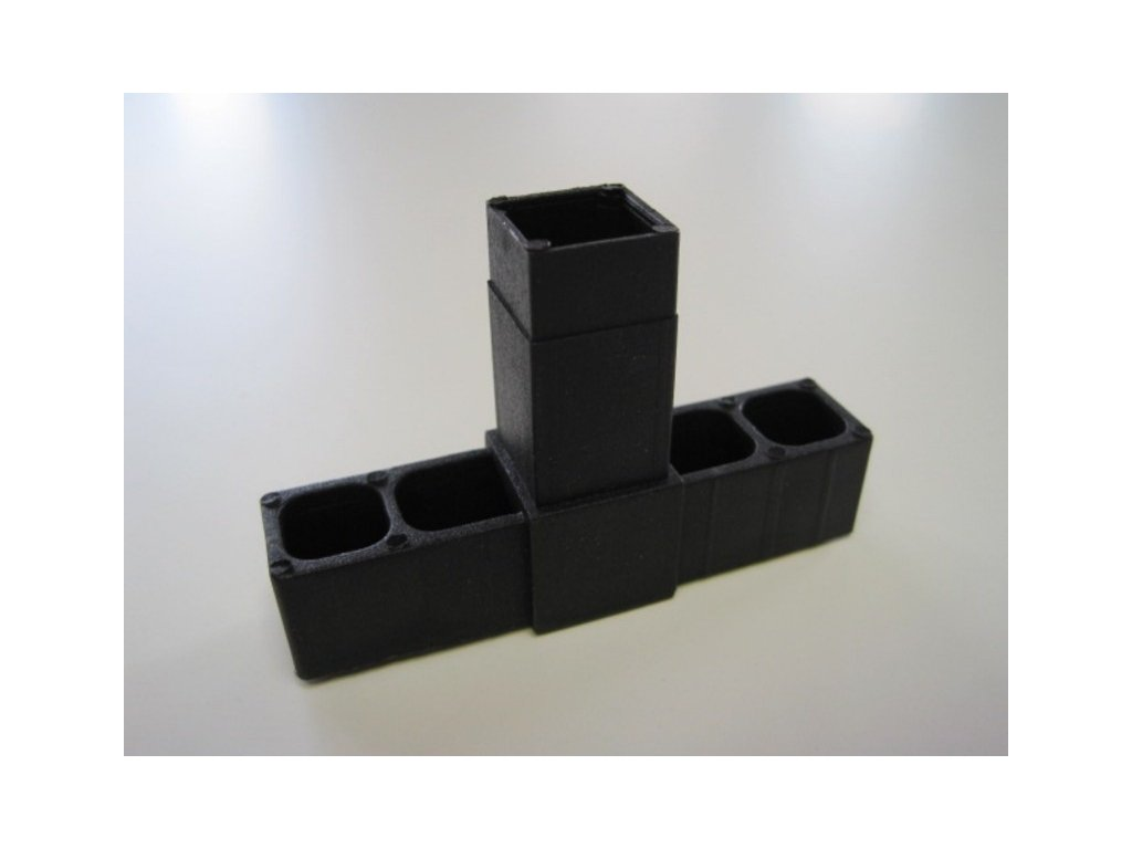 spojka 3 čierna