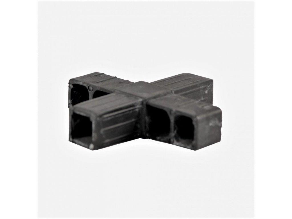 spojka 4 čierna
