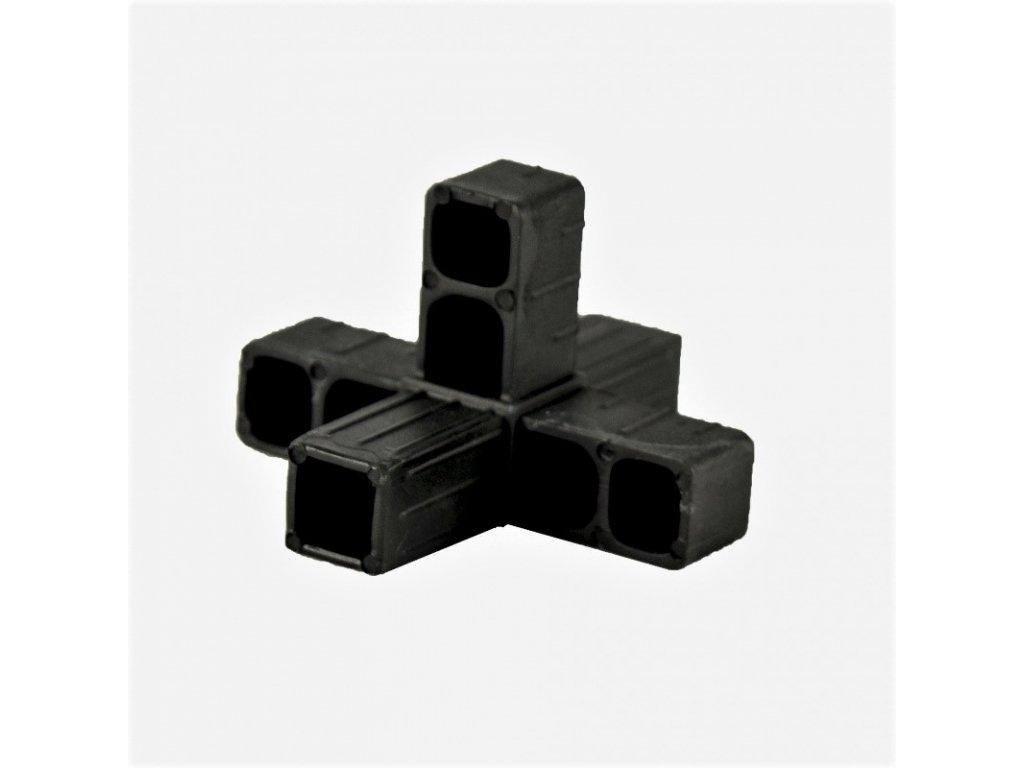 spojka 4+ čierna