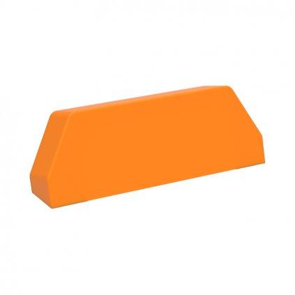 Krytka madla 084.505.001, oranžová