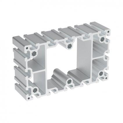 Hliníkový profil BH 45-10, 135x225, těžký