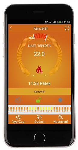 Aplikace BEOK, instalace a nastavení