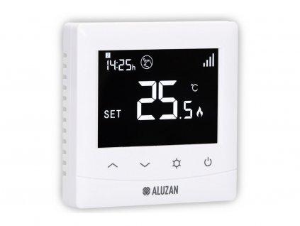 3x Aluzan EB-160 WiFi - programovatelný termostat pro ovládání kotlů i elektrického vytápění do 16A