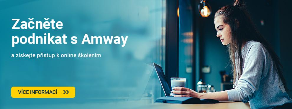 Začněte podnikat s Amway