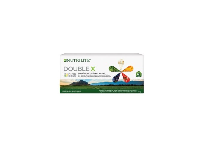 NUTRILITE™ DOUBLE X™ 186 tablet