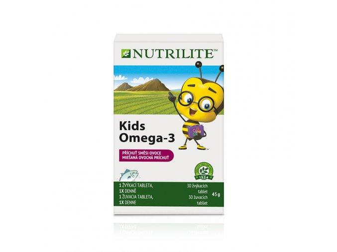 Omega 3 pro děti