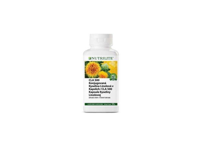 CLA 500 Konjugovaná kyselina linolová v kapslích NUTRILITE™