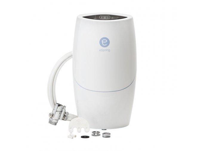 eSpring™ Zařízení na úpravu pitné vody k existujícímu vodovodnímu kohoutku