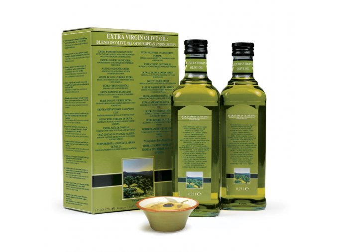 AMWAY™ Extra panenský olivový olej 2 x 750 ml