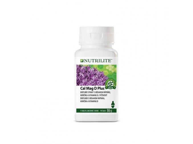 Calcium Magnesium s vitamínem D Nutrilite