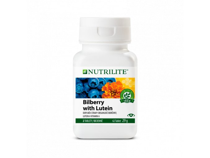 NUTRILITE™ Bilberry with Lutein