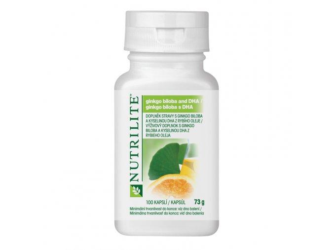 Ginkgo biloba and DHA NUTRILITE™