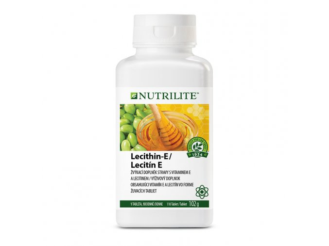 Lecithin E NUTRILITE™ 110 tablet