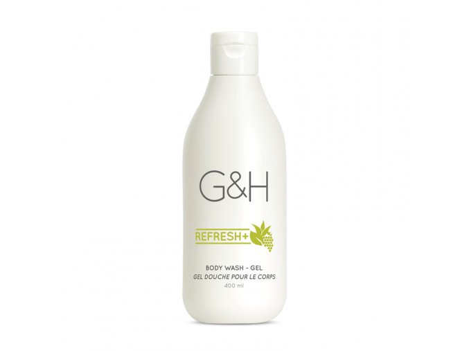 G&H™ Sprchový Tělový Gel G&H REFRESH+™ 400 ml