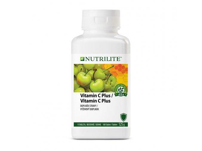 Vitamin C Plus NUTRILITE™ 180 tablet