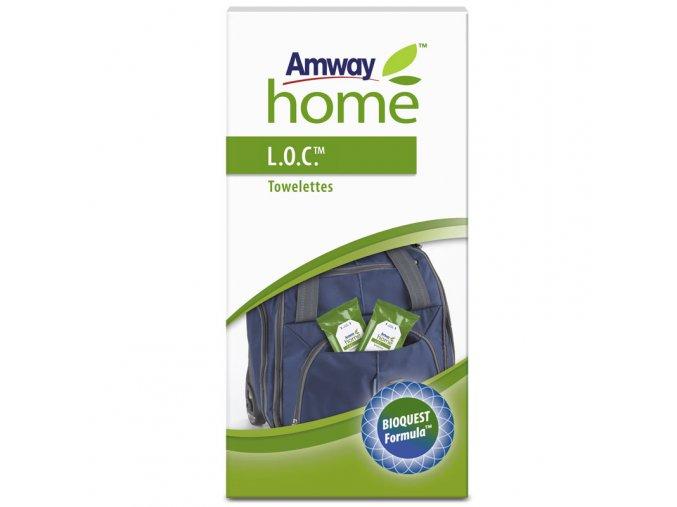 Amway čistící ubrousky L.O.C