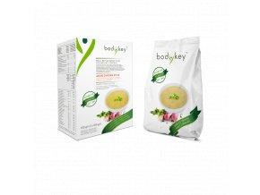 Kuřecí polévka na asijský způsob –  bodykey by NUTRILITE™ 14x50 g
