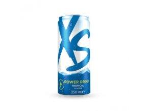 Power Drink Tropical Blast - příchuť tropického ovoce XS™ 12x250ml
