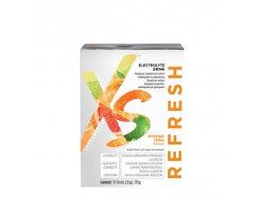 XS™ Electrolyte Drink s pomerančovou příchutí 15 x 25 g