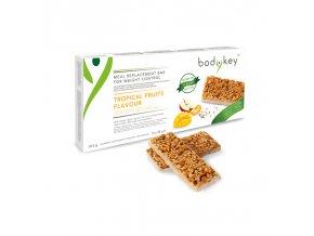 bodykey by NUTRILITE™ TYČINKA s chutí tropického ovoce 14 x 58 g