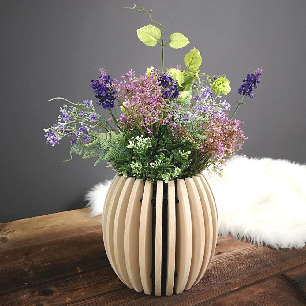 Designový obal na květináč