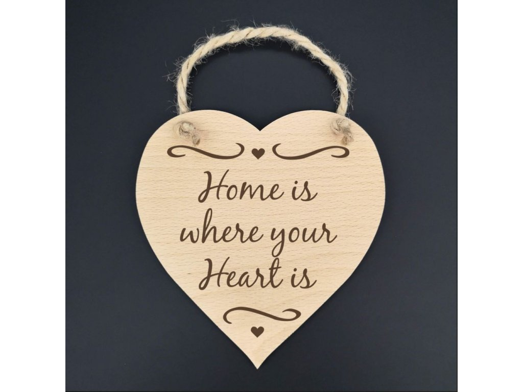 38557 Home is where your Heart is