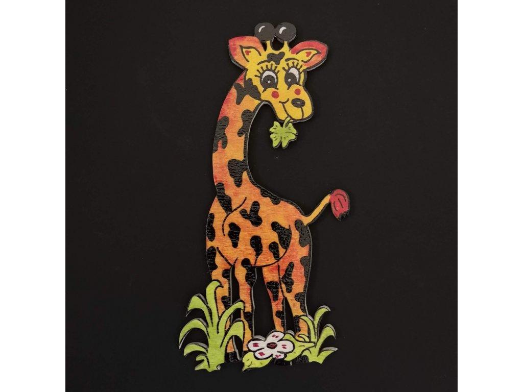 Magnet žirafa 10 cm