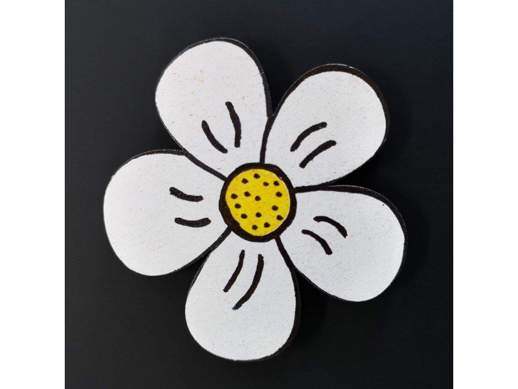 Magnet květina 6 cm