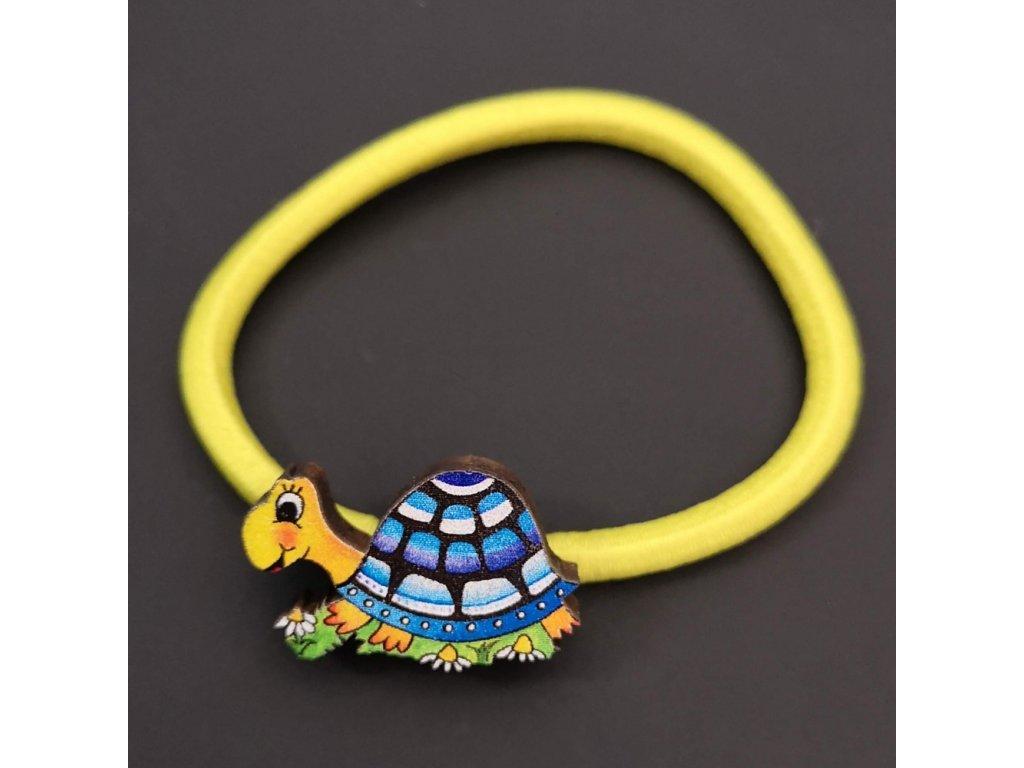 Gumička želva