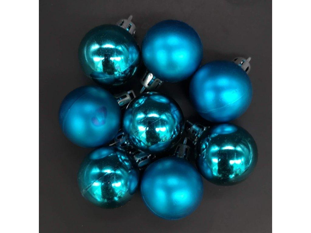 Náhradní koule modré 8 ks