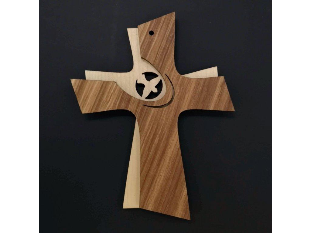 dřevěný kříž