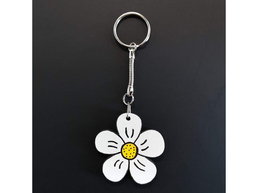 Klíčenka květ 4 cm